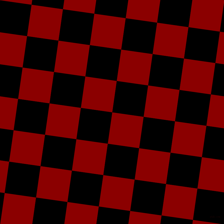 82/172 degree angle diagonal checkered chequered squares checker pattern checkers background, 105 pixel square size, , Dark Red and Black checkers chequered checkered squares seamless tileable
