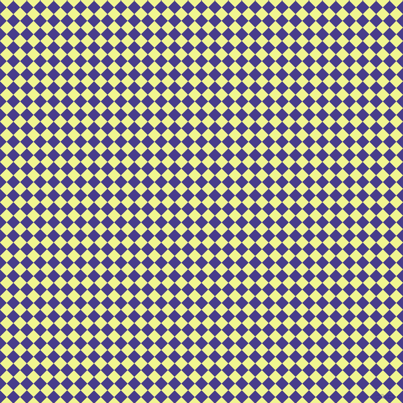 45/135 degree angle diagonal checkered chequered squares checker pattern checkers background, 19 pixel squares size, , Dark Slate Blue and Tidal checkers chequered checkered squares seamless tileable