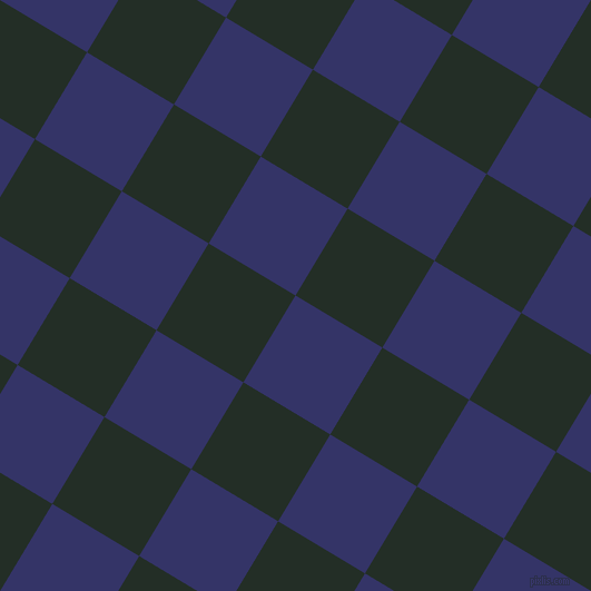 59/149 degree angle diagonal checkered chequered squares checker pattern checkers background, 91 pixel squares size, Deep Koamaru and Black Bean checkers chequered checkered squares seamless tileable
