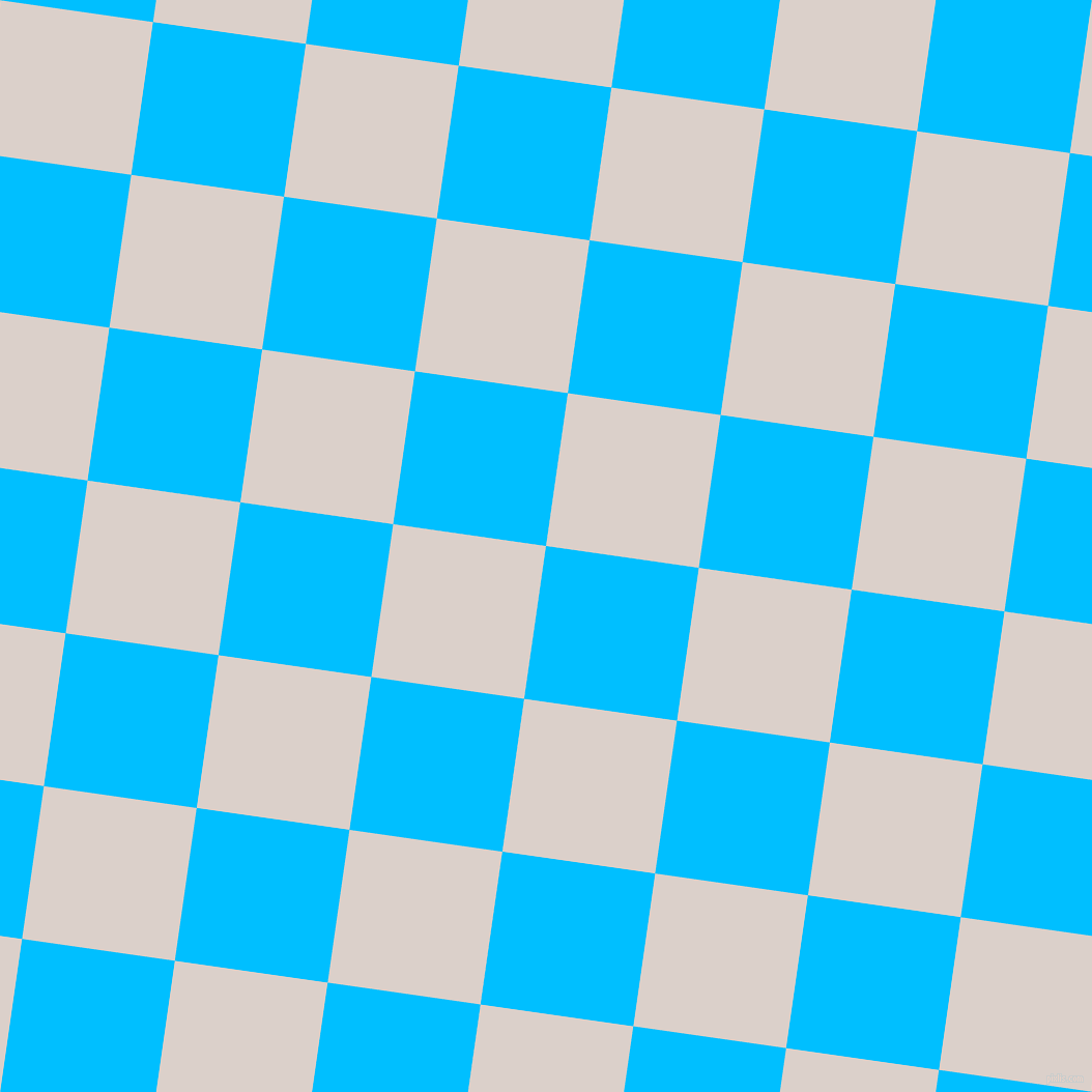 82/172 degree angle diagonal checkered chequered squares checker pattern checkers background, 149 pixel squares size, , Deep Sky Blue and Swiss Coffee checkers chequered checkered squares seamless tileable