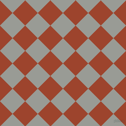 45/135 degree angle diagonal checkered chequered squares checker pattern checkers background, 60 pixel square size, , Delta and Rock Spray checkers chequered checkered squares seamless tileable