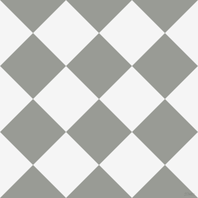 45/135 degree angle diagonal checkered chequered squares checker pattern checkers background, 163 pixel square size, , Delta and White Smoke checkers chequered checkered squares seamless tileable