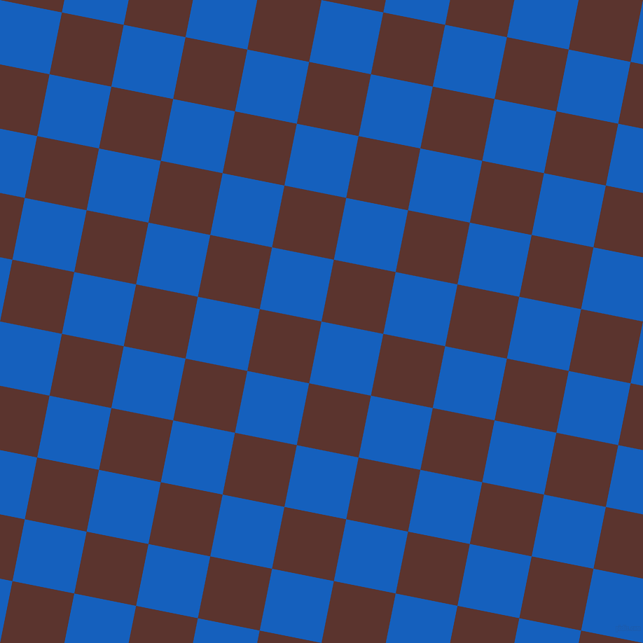 79/169 degree angle diagonal checkered chequered squares checker pattern checkers background, 90 pixel square size, , Denim and Redwood checkers chequered checkered squares seamless tileable