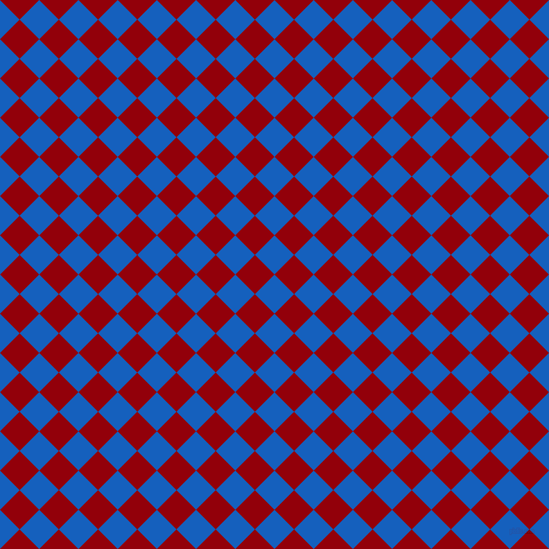 45/135 degree angle diagonal checkered chequered squares checker pattern checkers background, 40 pixel squares size, , Denim and Sangria checkers chequered checkered squares seamless tileable