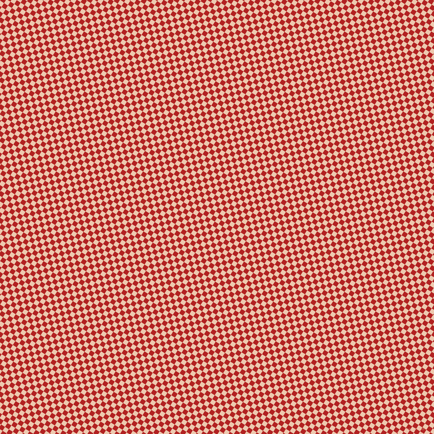 58/148 degree angle diagonal checkered chequered squares checker pattern checkers background, 9 pixel squares size, , Desert Sand and Fire Brick checkers chequered checkered squares seamless tileable