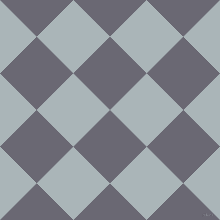 45/135 degree angle diagonal checkered chequered squares checker pattern checkers background, 167 pixel squares size, , Dolphin and Casper checkers chequered checkered squares seamless tileable