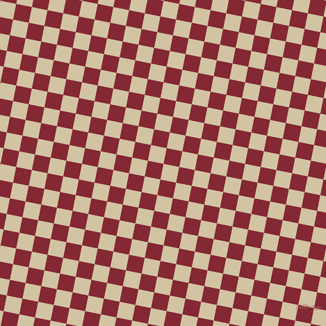 79/169 degree angle diagonal checkered chequered squares checker pattern checkers background, 23 pixel squares size, , Double Spanish White and Shiraz checkers chequered checkered squares seamless tileable