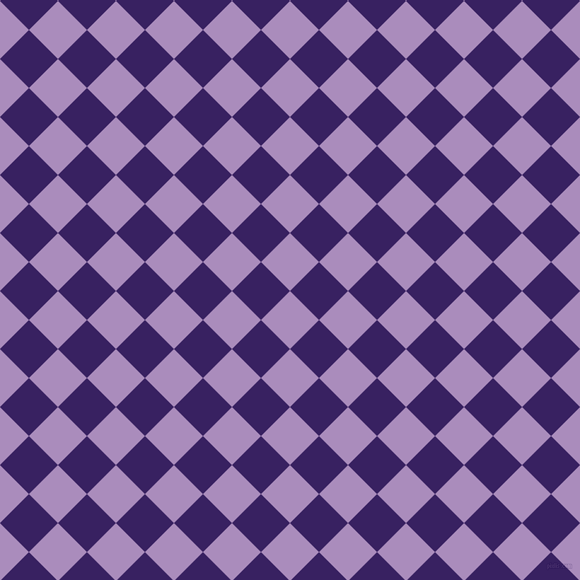 45/135 degree angle diagonal checkered chequered squares checker pattern checkers background, 58 pixel square size, , East Side and Christalle checkers chequered checkered squares seamless tileable