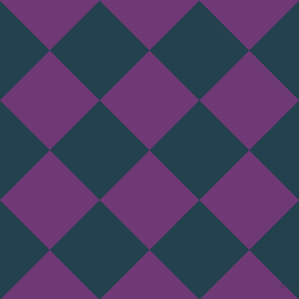 45/135 degree angle diagonal checkered chequered squares checker pattern checkers background, 142 pixel square size, , Eminence and Green Vogue checkers chequered checkered squares seamless tileable