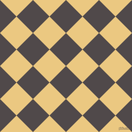 45/135 degree angle diagonal checkered chequered squares checker pattern checkers background, 79 pixel squares size, , Emperor and Marzipan checkers chequered checkered squares seamless tileable