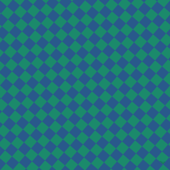 49/139 degree angle diagonal checkered chequered squares checker pattern checkers background, 30 pixel square size, , Endeavour and Elf Green checkers chequered checkered squares seamless tileable
