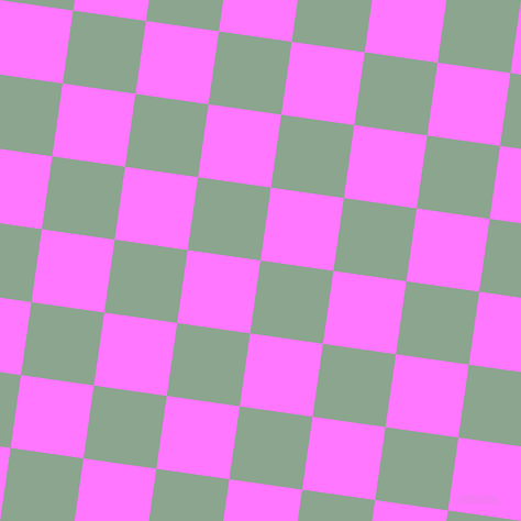 82/172 degree angle diagonal checkered chequered squares checker pattern checkers background, 67 pixel square size, , Envy and Fuchsia Pink checkers chequered checkered squares seamless tileable