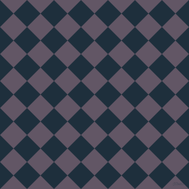 45/135 degree angle diagonal checkered chequered squares checker pattern checkers background, 63 pixel square size, , Fedora and Tangaroa checkers chequered checkered squares seamless tileable