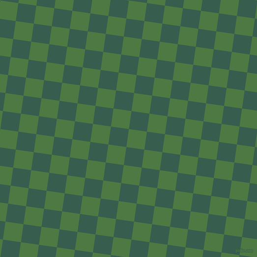 82/172 degree angle diagonal checkered chequered squares checker pattern checkers background, 37 pixel square size, , Fern Green and Spectra checkers chequered checkered squares seamless tileable