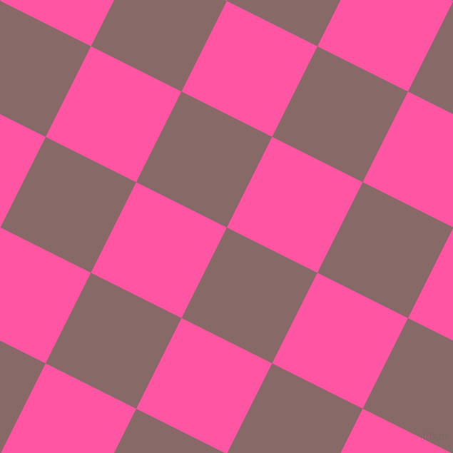 63/153 degree angle diagonal checkered chequered squares checker pattern checkers background, 142 pixel square size, , Ferra and Brilliant Rose checkers chequered checkered squares seamless tileable