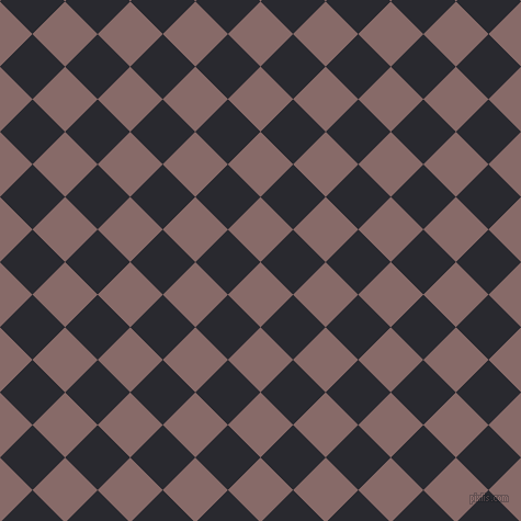 45/135 degree angle diagonal checkered chequered squares checker pattern checkers background, 42 pixel squares size, , Ferra and Jaguar checkers chequered checkered squares seamless tileable