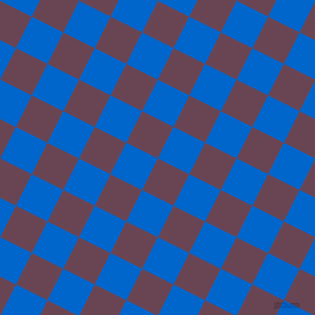 63/153 degree angle diagonal checkered chequered squares checker pattern checkers background, 50 pixel square size, , Finn and Navy Blue checkers chequered checkered squares seamless tileable