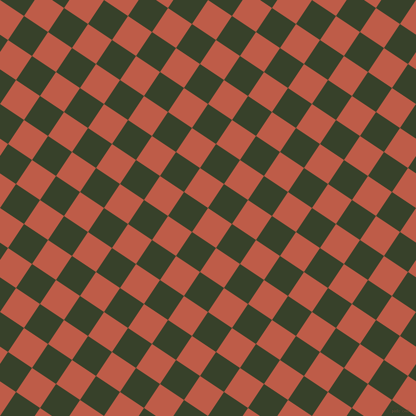 56/146 degree angle diagonal checkered chequered squares checker pattern checkers background, 59 pixel square size, , Flame Pea and Seaweed checkers chequered checkered squares seamless tileable