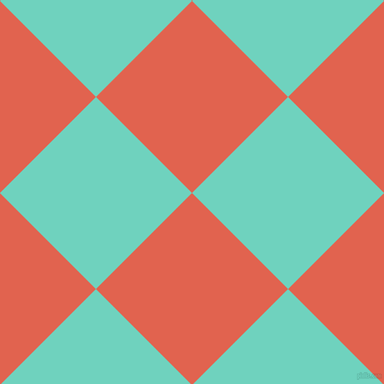45/135 degree angle diagonal checkered chequered squares checker pattern checkers background, 196 pixel squares size, , Flamingo and Downy checkers chequered checkered squares seamless tileable