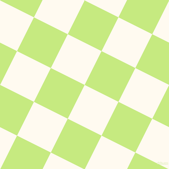 63/153 degree angle diagonal checkered chequered squares checker pattern checkers background, 121 pixel square size, , Floral White and Sulu checkers chequered checkered squares seamless tileable