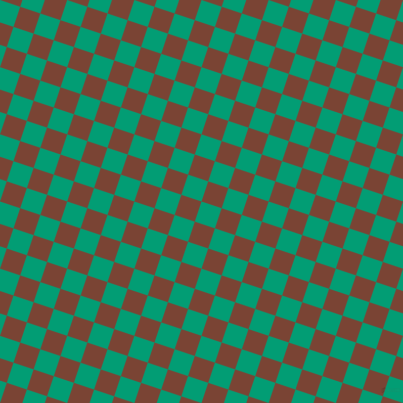 72/162 degree angle diagonal checkered chequered squares checker pattern checkers background, 42 pixel square size, , Free Speech Aquamarine and Peanut checkers chequered checkered squares seamless tileable