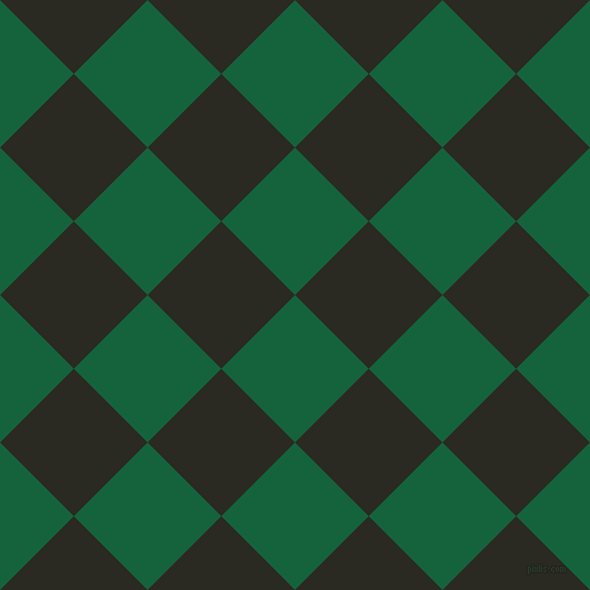 45/135 degree angle diagonal checkered chequered squares checker pattern checkers background, 94 pixel square size, , Fun Green and Maire checkers chequered checkered squares seamless tileable
