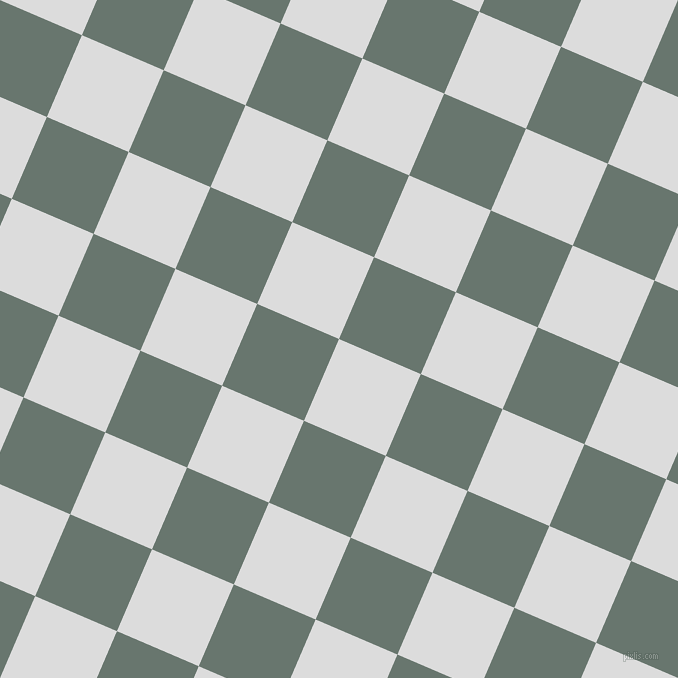 67/157 degree angle diagonal checkered chequered squares checker pattern checkers background, 89 pixel square size, , Gainsboro and Sirocco checkers chequered checkered squares seamless tileable