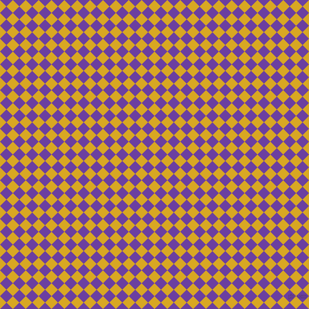 45/135 degree angle diagonal checkered chequered squares checker pattern checkers background, 18 pixel square size, , Galliano and Royal Purple checkers chequered checkered squares seamless tileable