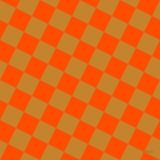 63/153 degree angle diagonal checkered chequered squares checker pattern checkers background, 58 pixel squares size, , Geebung and Vermilion checkers chequered checkered squares seamless tileable