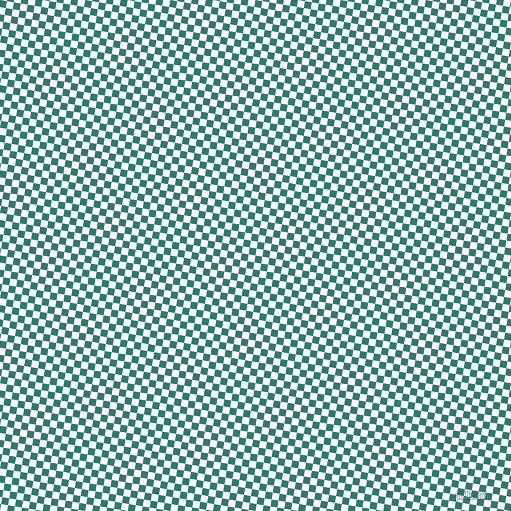 81/171 degree angle diagonal checkered chequered squares checker pattern checkers background, 7 pixel square size, , Genoa and Ghost White checkers chequered checkered squares seamless tileable