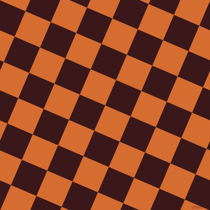 67/157 degree angle diagonal checkered chequered squares checker pattern checkers background, 88 pixel square size, , Gold Drop and Rustic Red checkers chequered checkered squares seamless tileable
