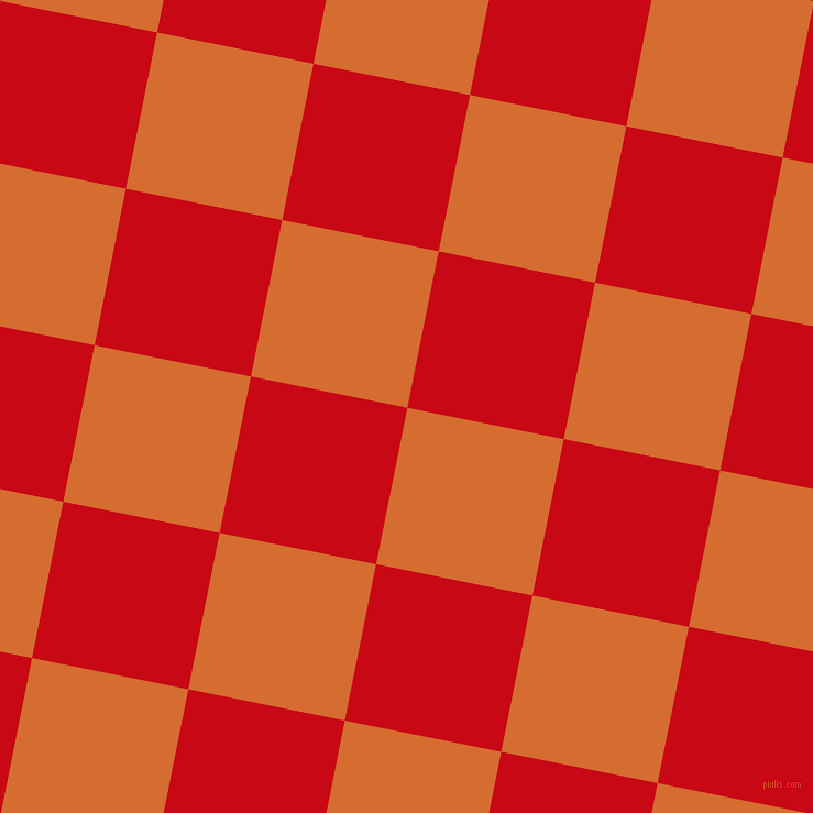79/169 degree angle diagonal checkered chequered squares checker pattern checkers background, 145 pixel squares size, , Gold Drop and Venetian Red checkers chequered checkered squares seamless tileable