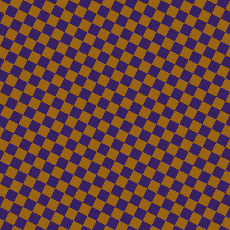 63/153 degree angle diagonal checkered chequered squares checker pattern checkers background, 33 pixel squares size, , Golden Brown and Christalle checkers chequered checkered squares seamless tileable