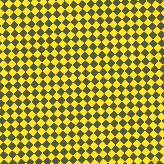 48/138 degree angle diagonal checkered chequered squares checker pattern checkers background, 25 pixel squares size, , Gorse and Saratoga checkers chequered checkered squares seamless tileable