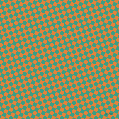 63/153 degree angle diagonal checkered chequered squares checker pattern checkers background, 13 pixel squares size, , Gossamer and West Side checkers chequered checkered squares seamless tileable