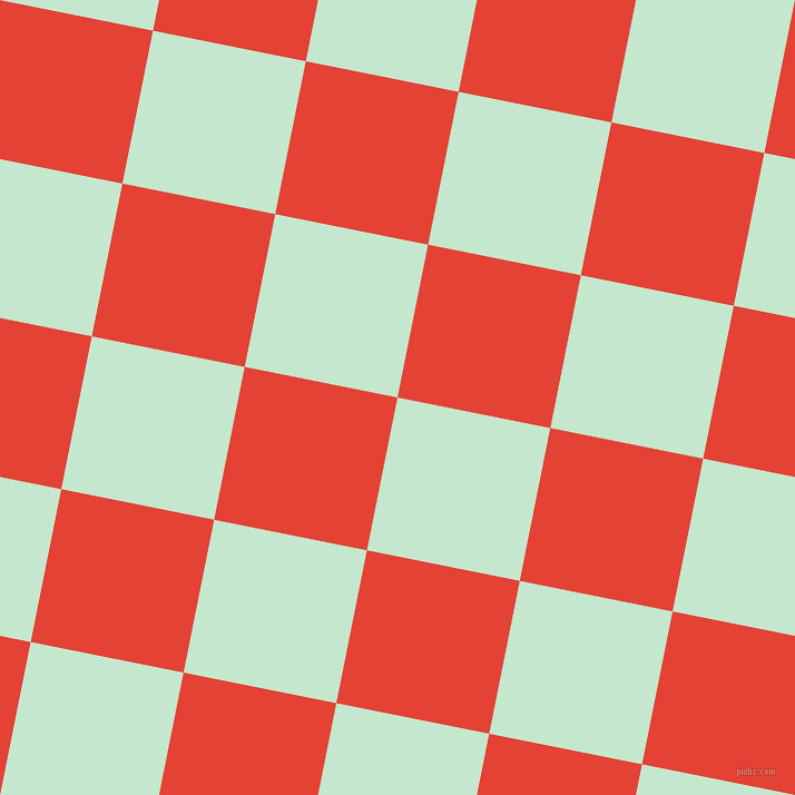 79/169 degree angle diagonal checkered chequered squares checker pattern checkers background, 140 pixel squares size, , Granny Apple and Cinnabar checkers chequered checkered squares seamless tileable