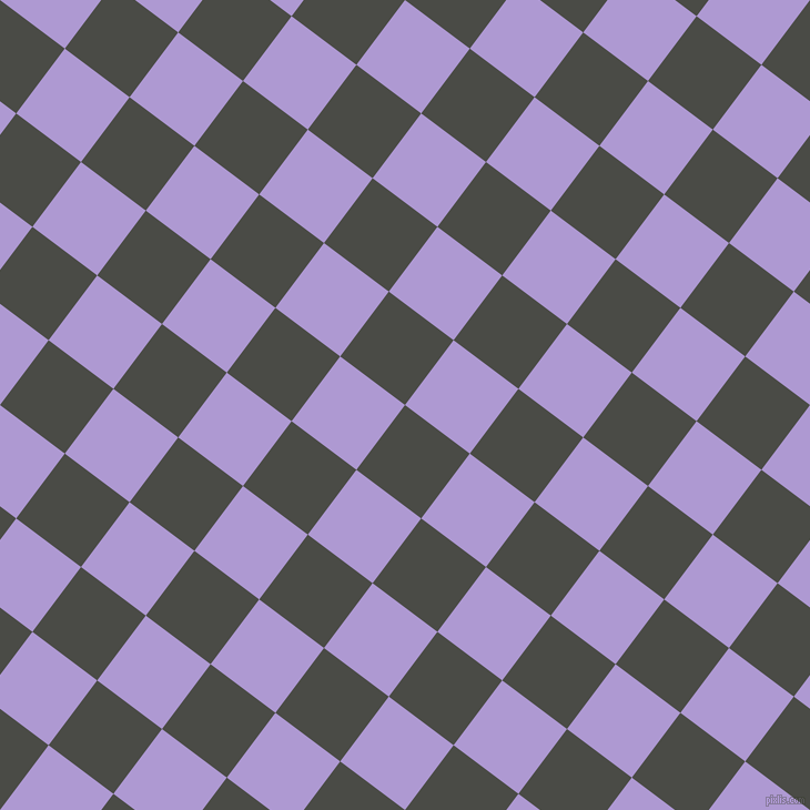 53/143 degree angle diagonal checkered chequered squares checker pattern checkers background, 73 pixel squares size, , Gravel and Biloba Flower checkers chequered checkered squares seamless tileable
