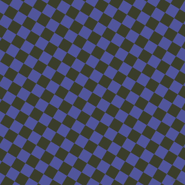 59/149 degree angle diagonal checkered chequered squares checker pattern checkers background, 34 pixel square size, , Green Kelp and Governor Bay checkers chequered checkered squares seamless tileable