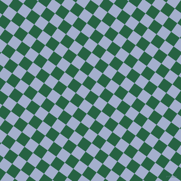 54/144 degree angle diagonal checkered chequered squares checker pattern checkers background, 34 pixel squares size, , Green Pea and Echo Blue checkers chequered checkered squares seamless tileable