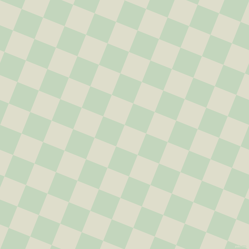 68/158 degree angle diagonal checkered chequered squares checker pattern checkers background, 74 pixel square size, , Green White and Surf Crest checkers chequered checkered squares seamless tileable