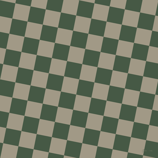 79/169 degree angle diagonal checkered chequered squares checker pattern checkers background, 53 pixel square size, , Grey-Asparagus and Nomad checkers chequered checkered squares seamless tileable