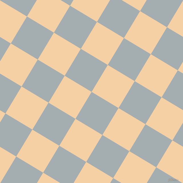 59/149 degree angle diagonal checkered chequered squares checker pattern checkers background, 110 pixel square size, , Gull Grey and Tequila checkers chequered checkered squares seamless tileable