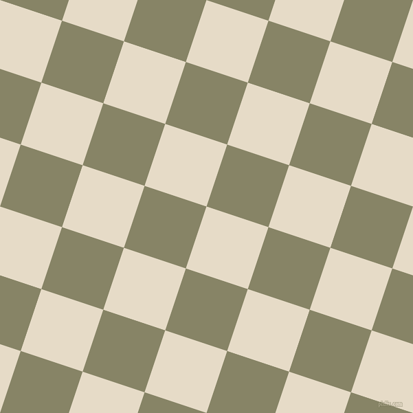 72/162 degree angle diagonal checkered chequered squares checker pattern checkers background, 95 pixel squares size, , Half Spanish White and Bandicoot checkers chequered checkered squares seamless tileable