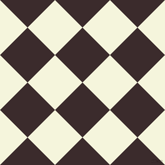 45/135 degree angle diagonal checkered chequered squares checker pattern checkers background, 126 pixel squares size, , Havana and Beige checkers chequered checkered squares seamless tileable