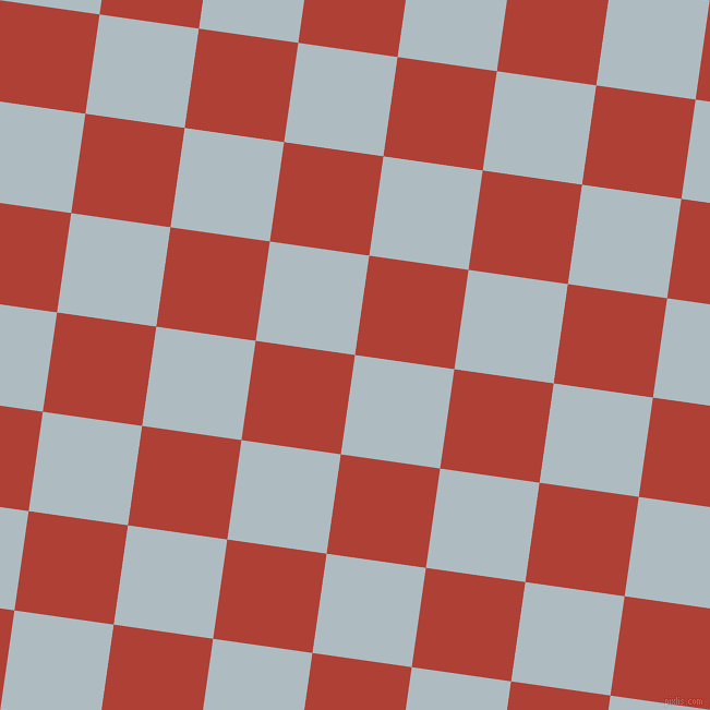 82/172 degree angle diagonal checkered chequered squares checker pattern checkers background, 92 pixel square size, , Heather and Medium Carmine checkers chequered checkered squares seamless tileable