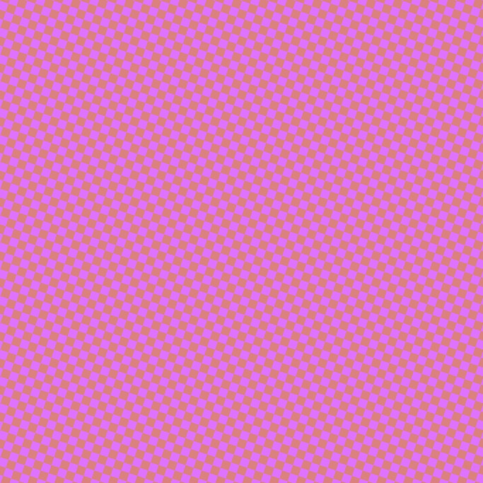 72/162 degree angle diagonal checkered chequered squares checker pattern checkers background, 12 pixel squares size, , Heliotrope and Sea Pink checkers chequered checkered squares seamless tileable