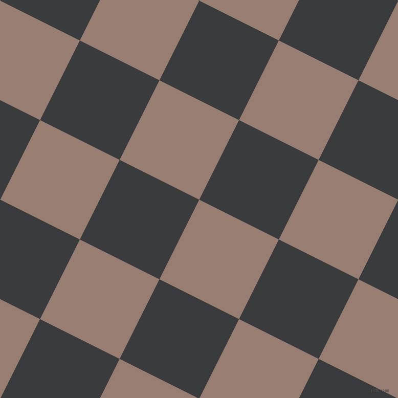 63/153 degree angle diagonal checkered chequered squares checker pattern checkers background, 174 pixel square size, Hemp and Montana checkers chequered checkered squares seamless tileable