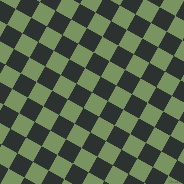 61/151 degree angle diagonal checkered chequered squares checker pattern checkers background, 62 pixel square size, , Highland and Woodsmoke checkers chequered checkered squares seamless tileable