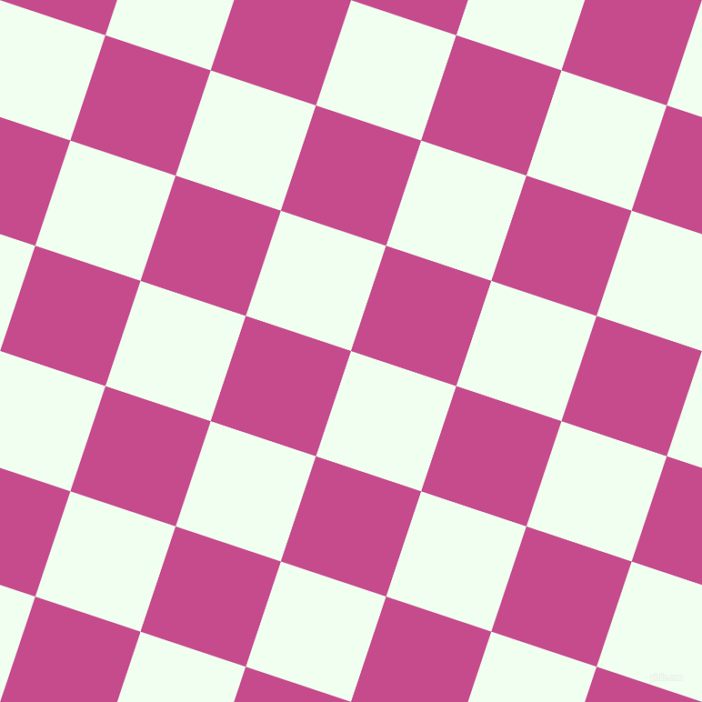 72/162 degree angle diagonal checkered chequered squares checker pattern checkers background, 122 pixel square size, , Honeydew and Mulberry checkers chequered checkered squares seamless tileable