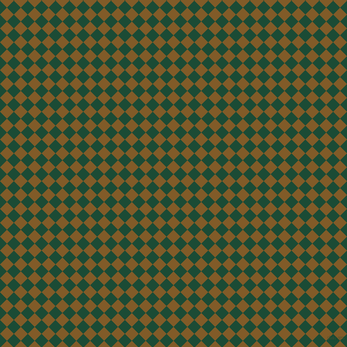 45/135 degree angle diagonal checkered chequered squares checker pattern checkers background, 20 pixel square size, , Hot Curry and County Green checkers chequered checkered squares seamless tileable